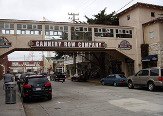 Cannery Row Walking Tour